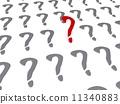 problem, symbol, 3d 11340883