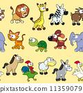 character animal group 11359079