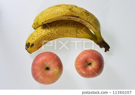香蕉和蘋果 11360207