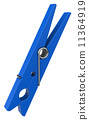 the blue clothespin 11364919