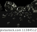 jewel, charm, 3d 11384512