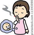 흡연 11393090