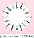 很多人很多專業的職業框架 11396462