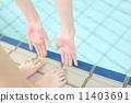 ว่ายน้ำ,มือ,นักศึกษา 11403691