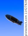 dirigible airship 11427828