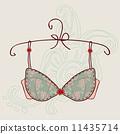 bra, lingerie, underwear 11435714