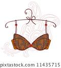 bra, lingerie, underwear 11435715