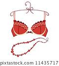bra, lingerie, underwear 11435717