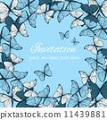 invitation card background 11439881