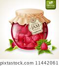果醬 漿果 樹莓 11442061