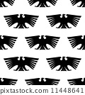 imperial, eagle, seamless 11448641