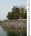 matsumoto castle, natural scenery, landmark 11451917