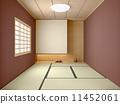 일본식 방, 다다미방, 단독주택 11452061