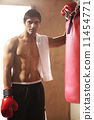 punching, bag, gym 11454771