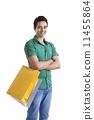 bag, portrait, man 11455864