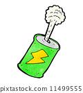可乐 罐子 罐头 11499555
