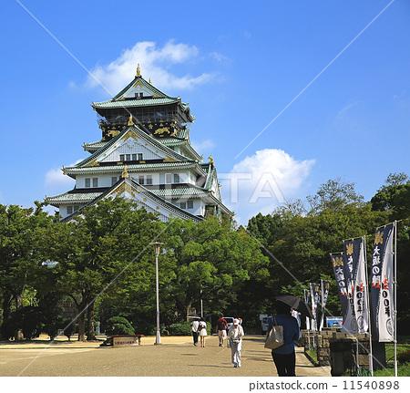 大阪城堡 11540898