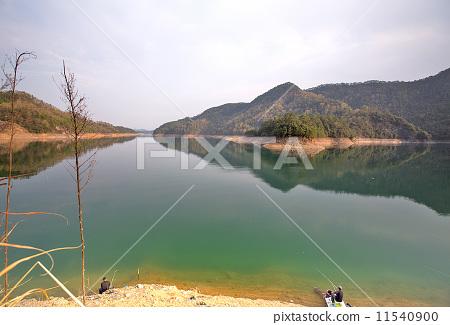 호수 전망 11540900