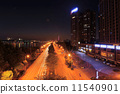 城市夜景 11540901