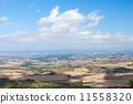 tuscan, tuscany, autumn 11558320