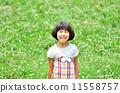 웃는, 얼굴, 신록 11558757