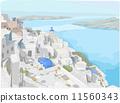Santorini 11560343