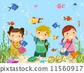 Trip to the Aquarium 11560917