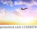 digital, travel, airplane 11568978