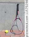 테니스 공을 라켓 Ⅱ 11570298