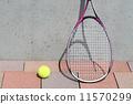 테니스 공을 라켓 Ⅱ 11570299