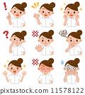 nurse, vector, vectors 11578122