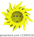 the sun socket 11584526