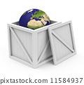 球体 世界 地理 11584937