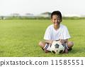 เด็กชายฟุตบอล 11585551