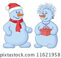 聖誕節 聖誕 向量 11621958
