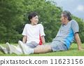 aged, elderly, senior 11623156