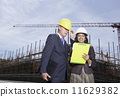 businessman construction business 11629382