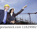 construction businesswoman businessman 11629982
