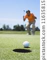高尔夫 高尔夫球 男性 11635815