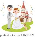 婚礼 人类 已婚的 11638871
