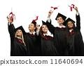 大学 学生 毕业 11640694
