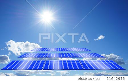 solar panel 11642936