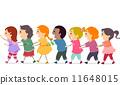 Conga Line Kids 11648015