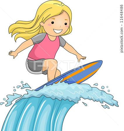 Surfer Girl 11648486