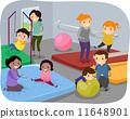 illustration, family, drawing 11648901