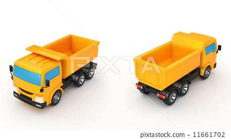 dump truck 11661702