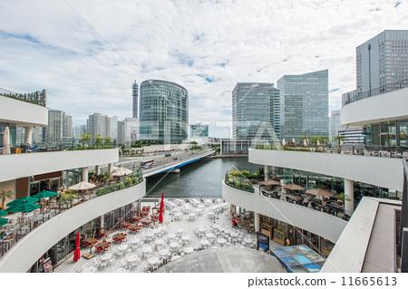 購物中心(開放式商場類型) 11665613