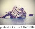 海洋 船體殘骸 船 11678084