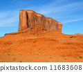 Elephant Butte in Monument Valley 11683608