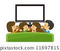 텔레비전 가족 가족 11697815